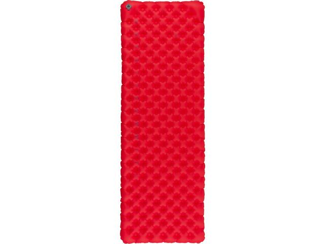 Sea to Summit Comfort Plus XT Esterilla Aire Aislante Rectangular Ancho Normal, rojo